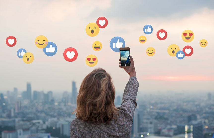 social media for business featured image
